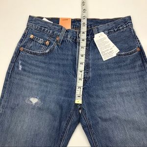 Levi's Jeans - NWT LEVI'S 501 Wedgie High Waist Jeans Re/Done